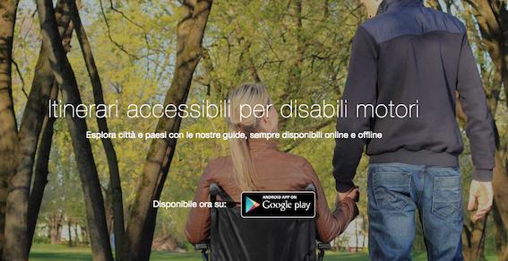 22 Bircle: l'app italiana per i disabili motori