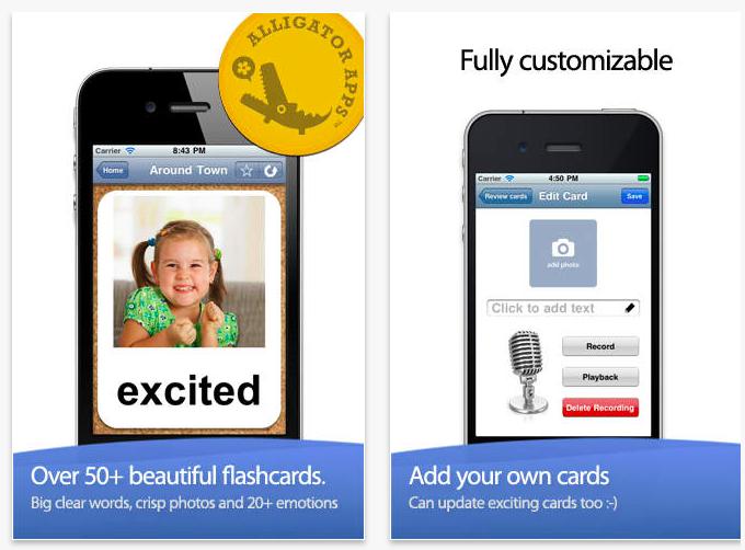 AbaFlashcard 5 app utili per disabili