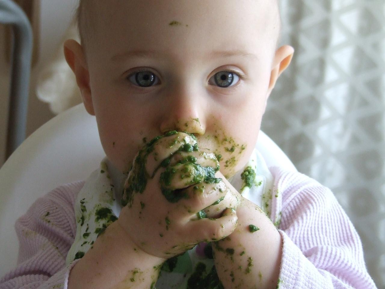 Come-Svezzare-un-Neonato-Cibi Come svezzare un neonato?