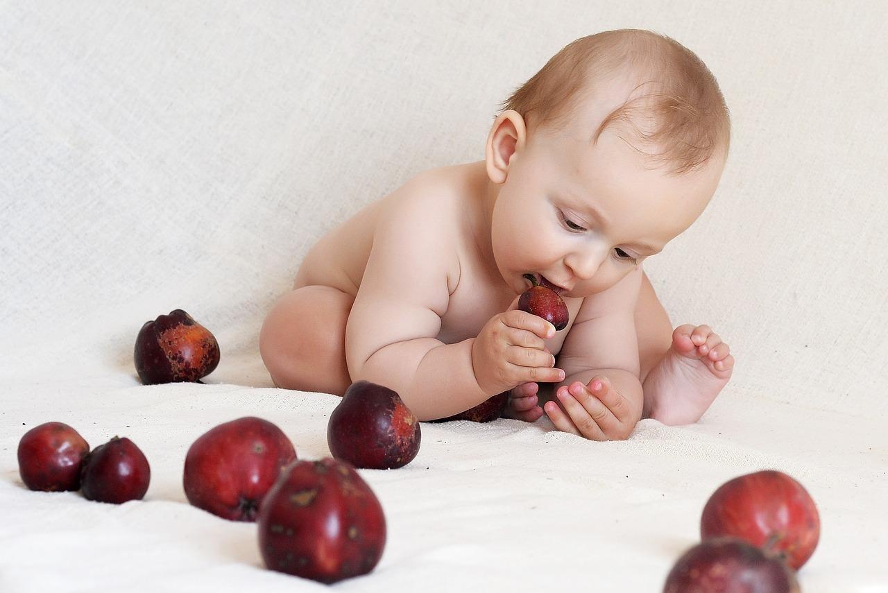 Come-Svezzare-un-Neonato-Quando Come svezzare un neonato?
