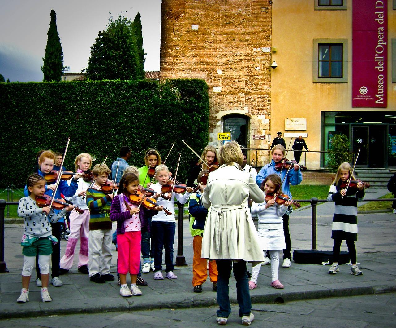Perche-la-Musica-fa-Bene-ai-Bambini-in-Gruppo Perché la musica fa bene ai bambini?