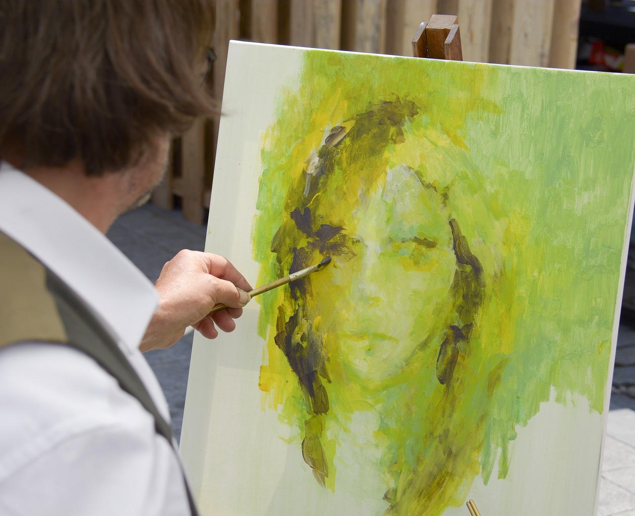 Disabili-Dipingere-e-una-Terapia-Efficace Disabili, dipingere è una terapia