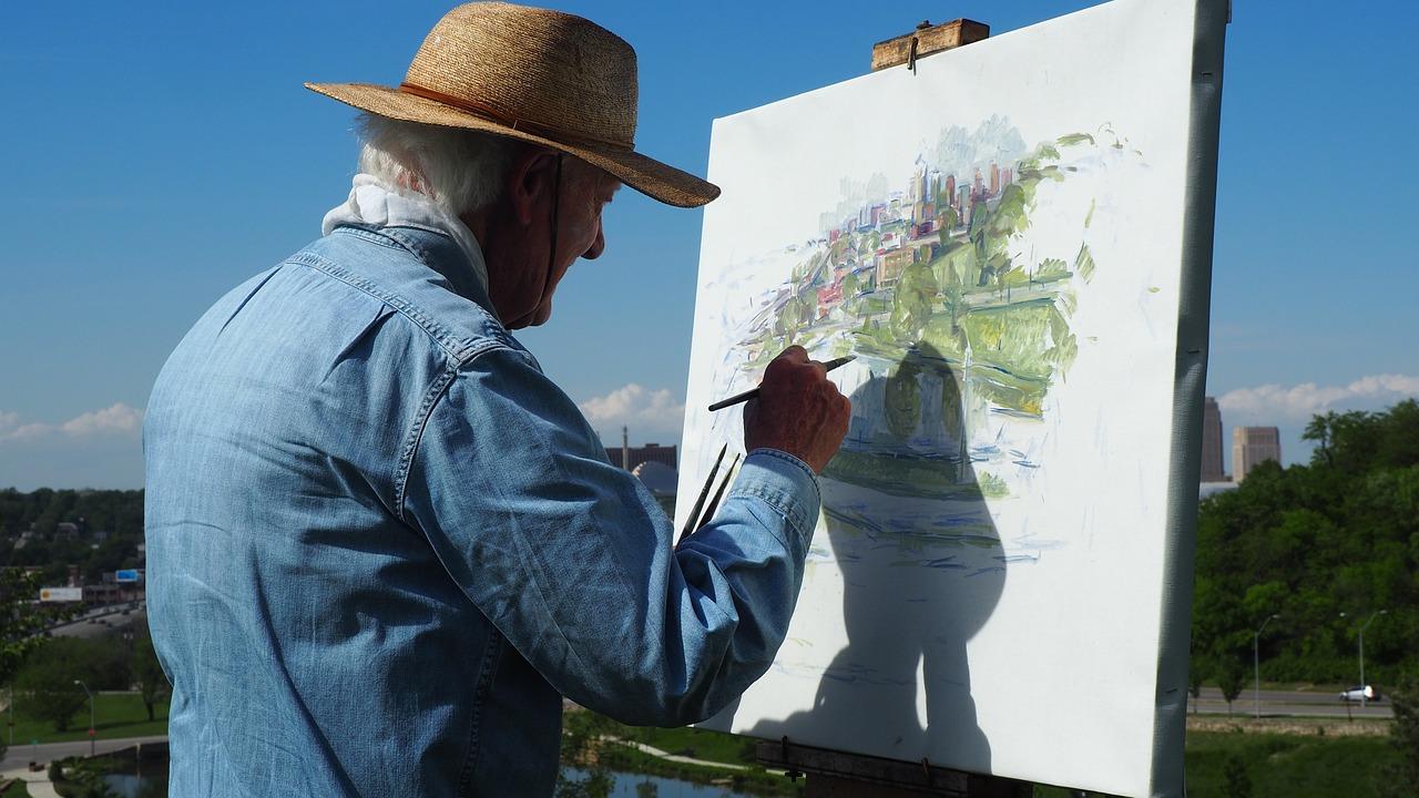 Disabili-Dipingere-e-una-Terapia-Mentale Disabili, dipingere è una terapia