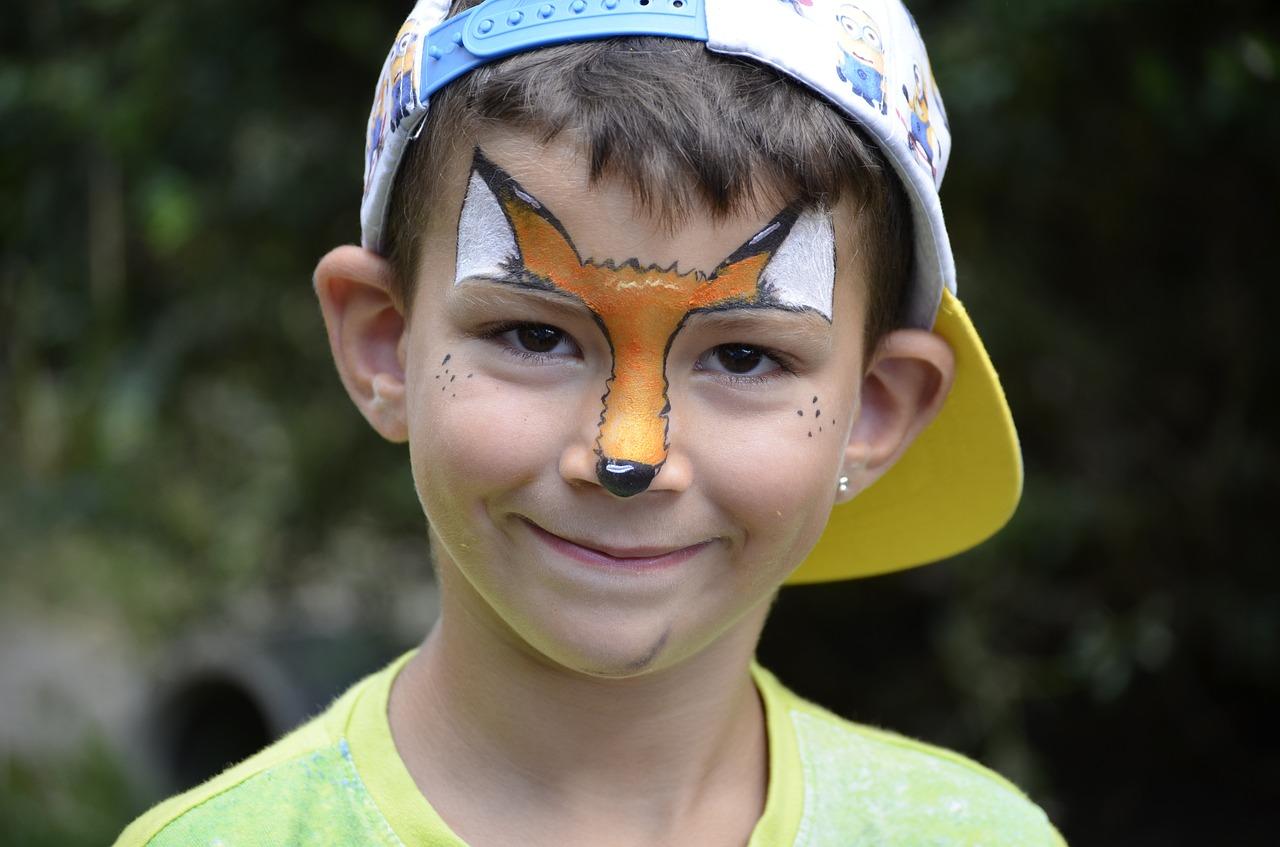 Maschere-di-Carnevale-per-Bambini Il carnevale dei bambini: l'importanza del gioco