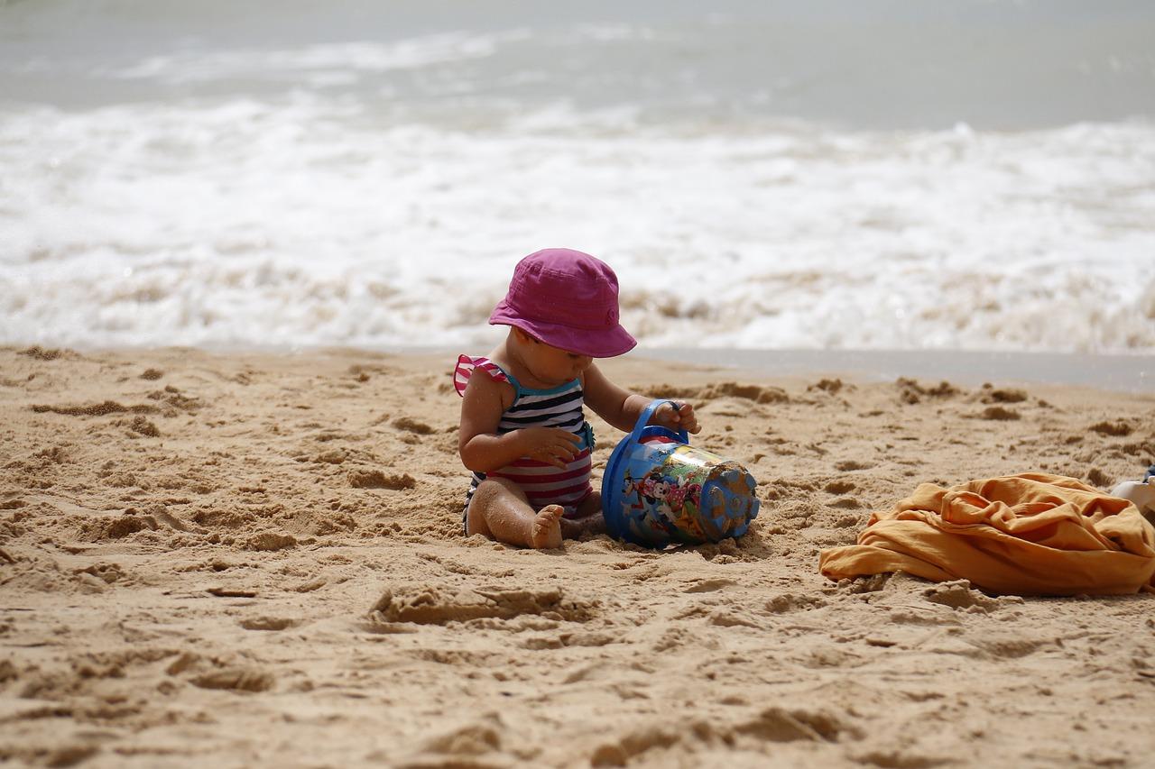 Dove-Portare-i-Bambini-in-Vacanza-al-Mare Dove portare i bambini in vacanza durante l'estate