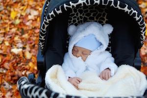 Come vestire il neonato a ottobre - cortivoinforma 5636feb322a2