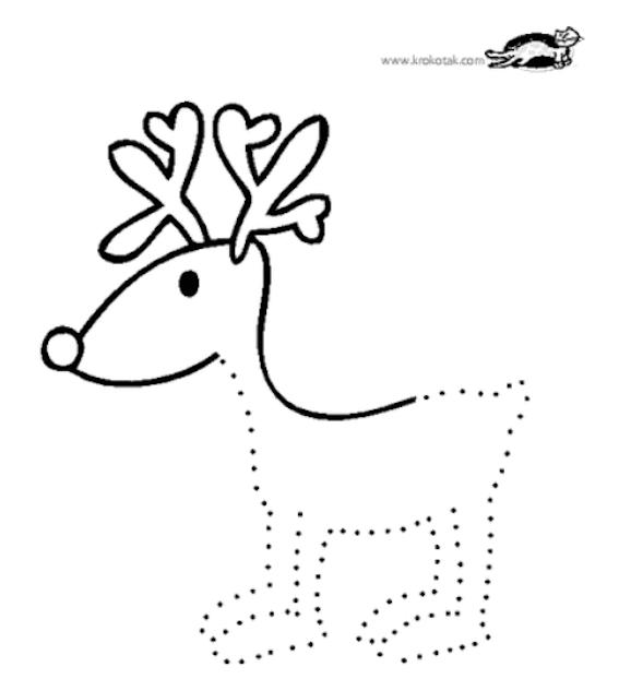 Pregrafismo per Bambini Natale