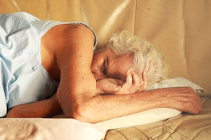 Cause Insonnia negli Anziani