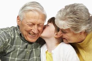 Educazione dei Bambini che Crescono con i Nonni