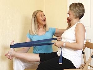 Esercizi per Anziani da Seduti