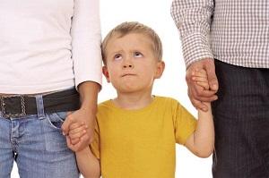 affrontare il distacco dai genitori