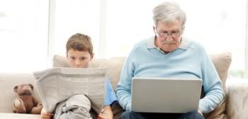 anziani e giovani
