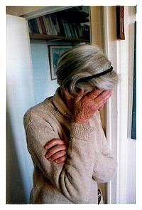 anziano depresso
