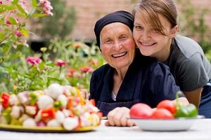 badanti per anziani