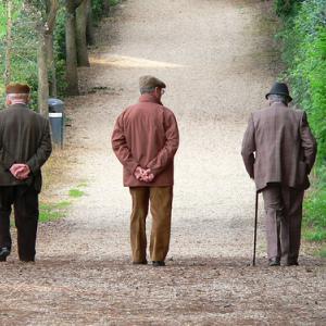 legge 104 - Anziani