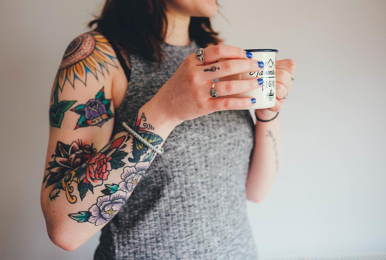 Tatuaggi-Come-Saranno-da-Anziani Tatuaggi e terza età: come saranno quando saremo anziani?