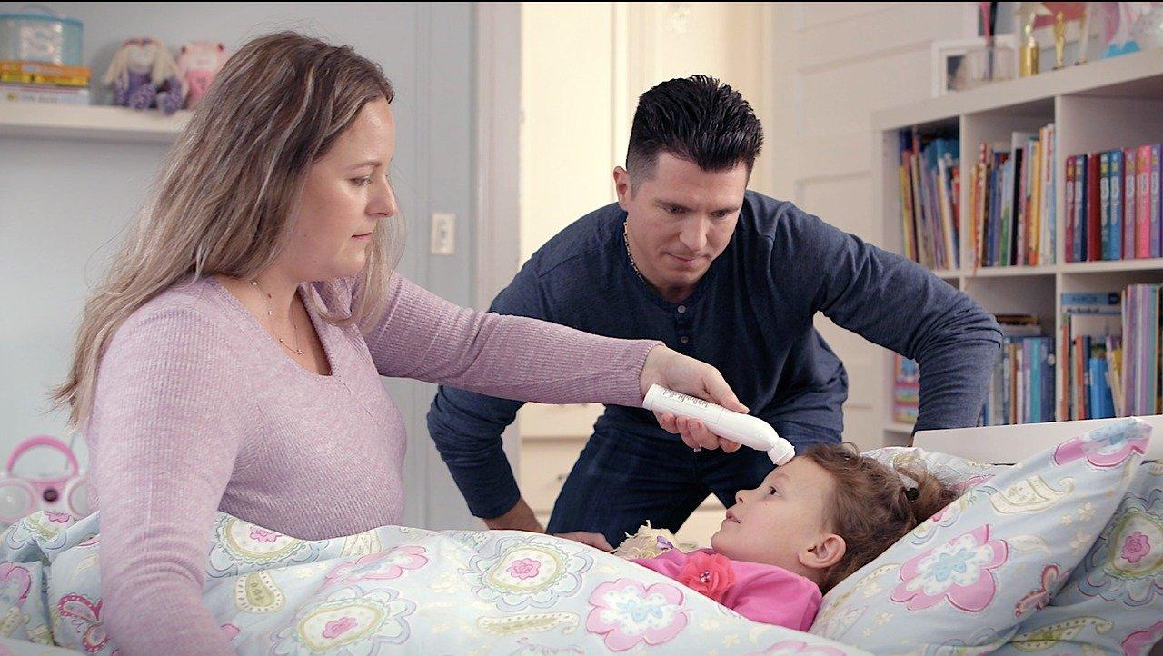 Come-Abbassare-la-Febbre-ai-Bambini-dell-Asilo Come abbassare la febbre ai bambini