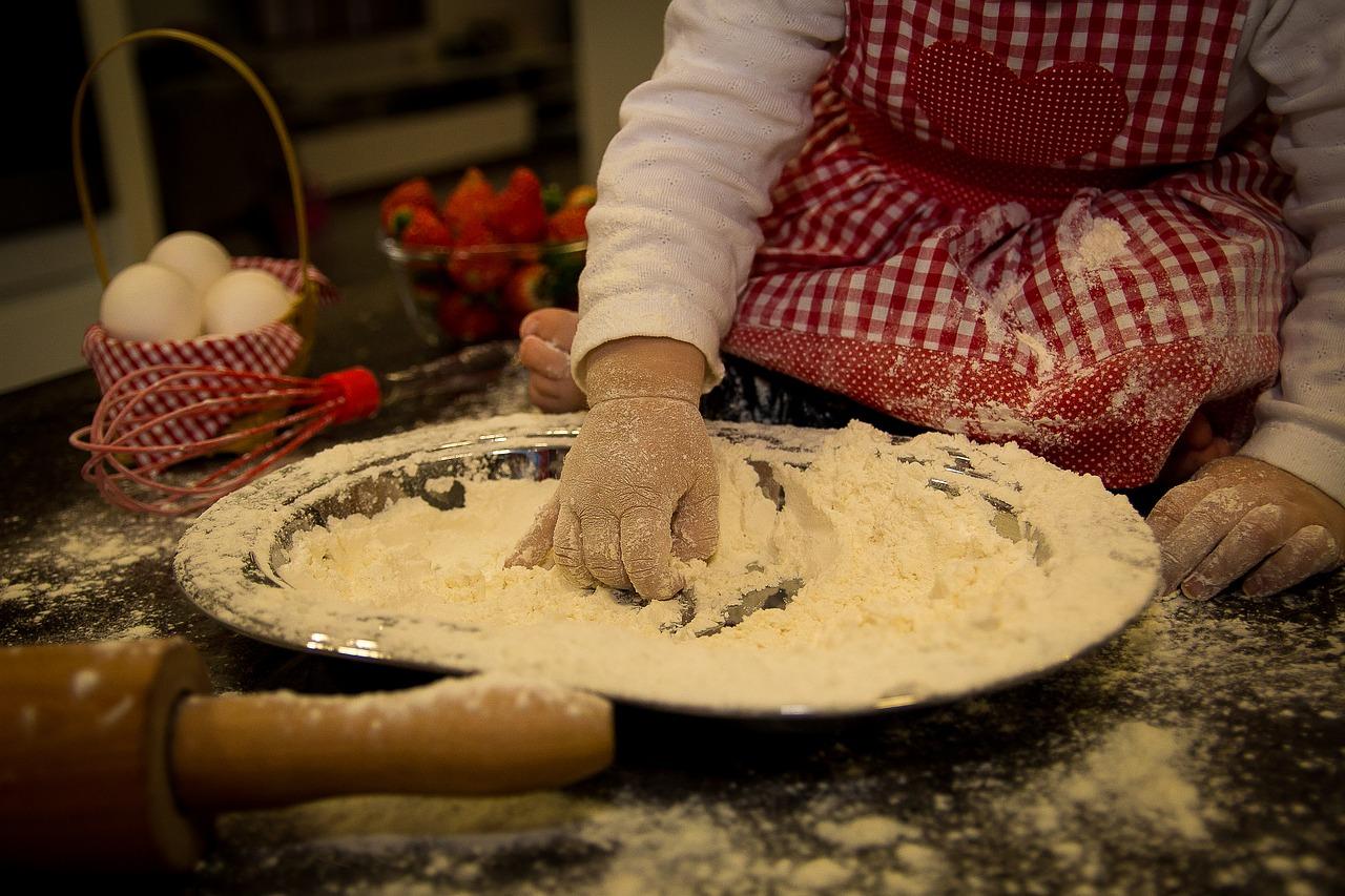 Le-Ricette-da-Fare-con-i-Bambini-a-Pasqua La ricetta da fare con i bambini a Pasqua