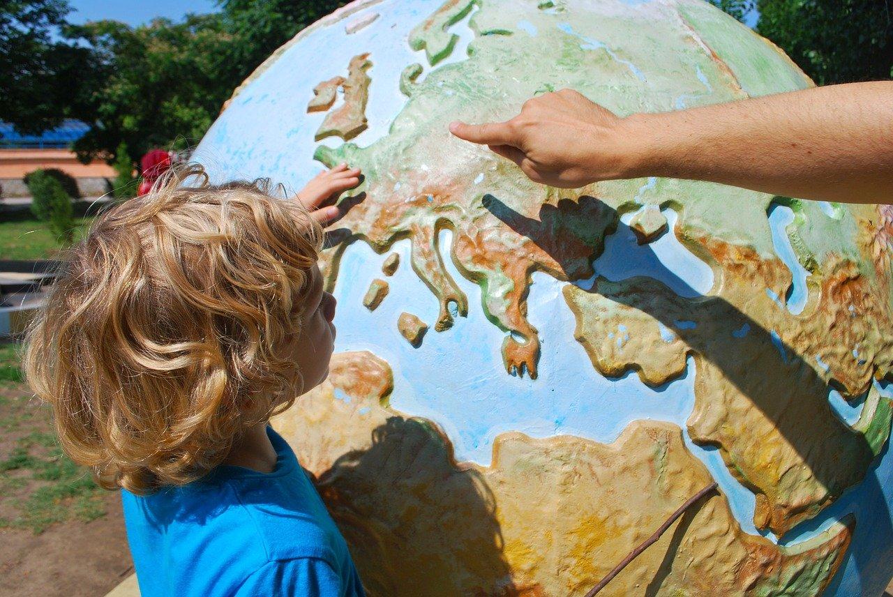 Spiegare-l-Integrazione-ai-Bambini Giochi per integrare i bambini stranieri