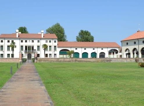 Villa Ottoboni tra i parchi più belli d'Italia