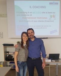 Clara Galetto e Stefano Pasqualetto Coach e docenti Cortivo